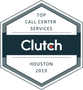 Clutch Top Call Center Services Houston 2018